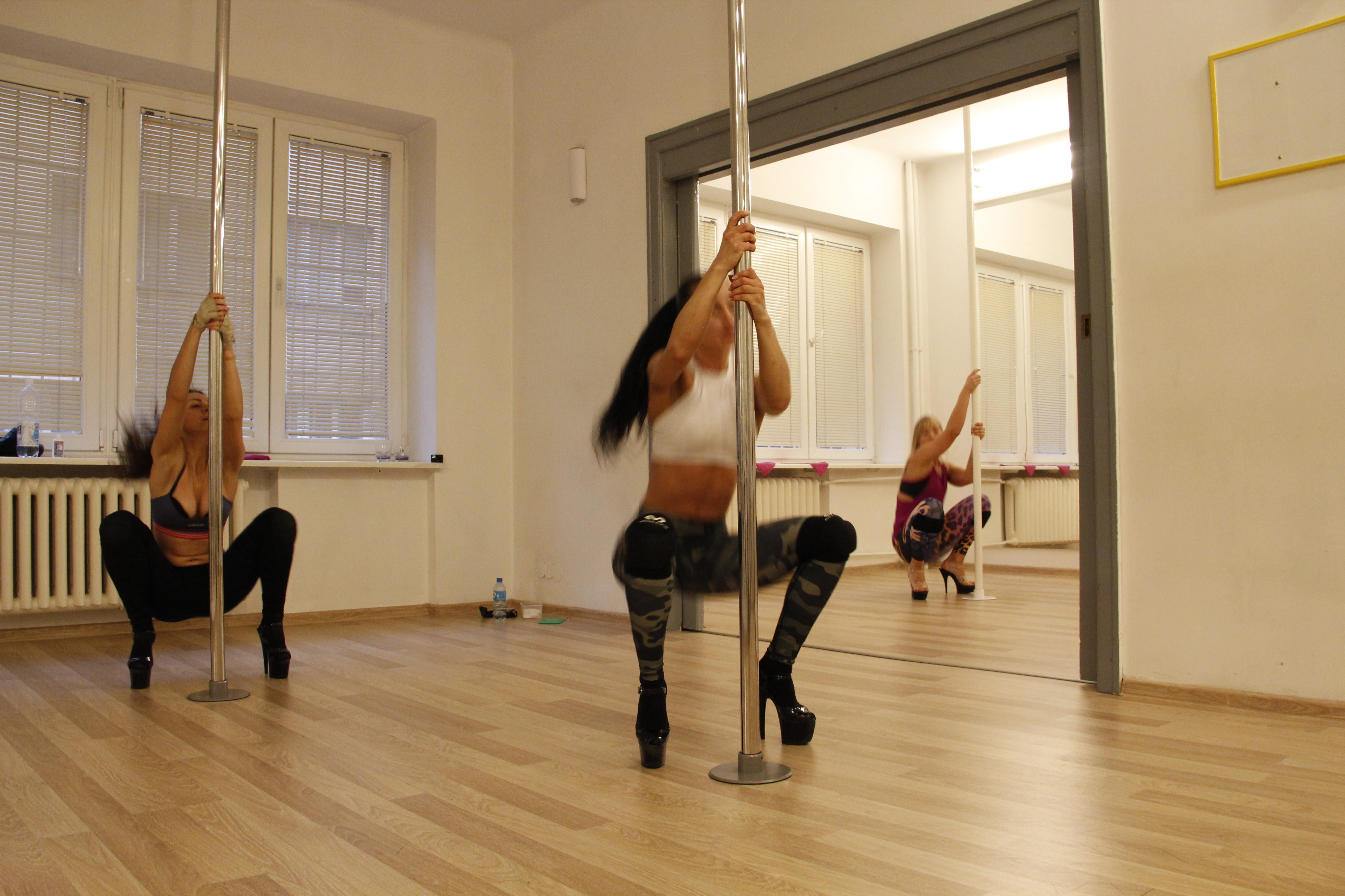 Warsztaty Exotic Dance z Elżbietą Łojszczyk 10-12 grudzień 2016