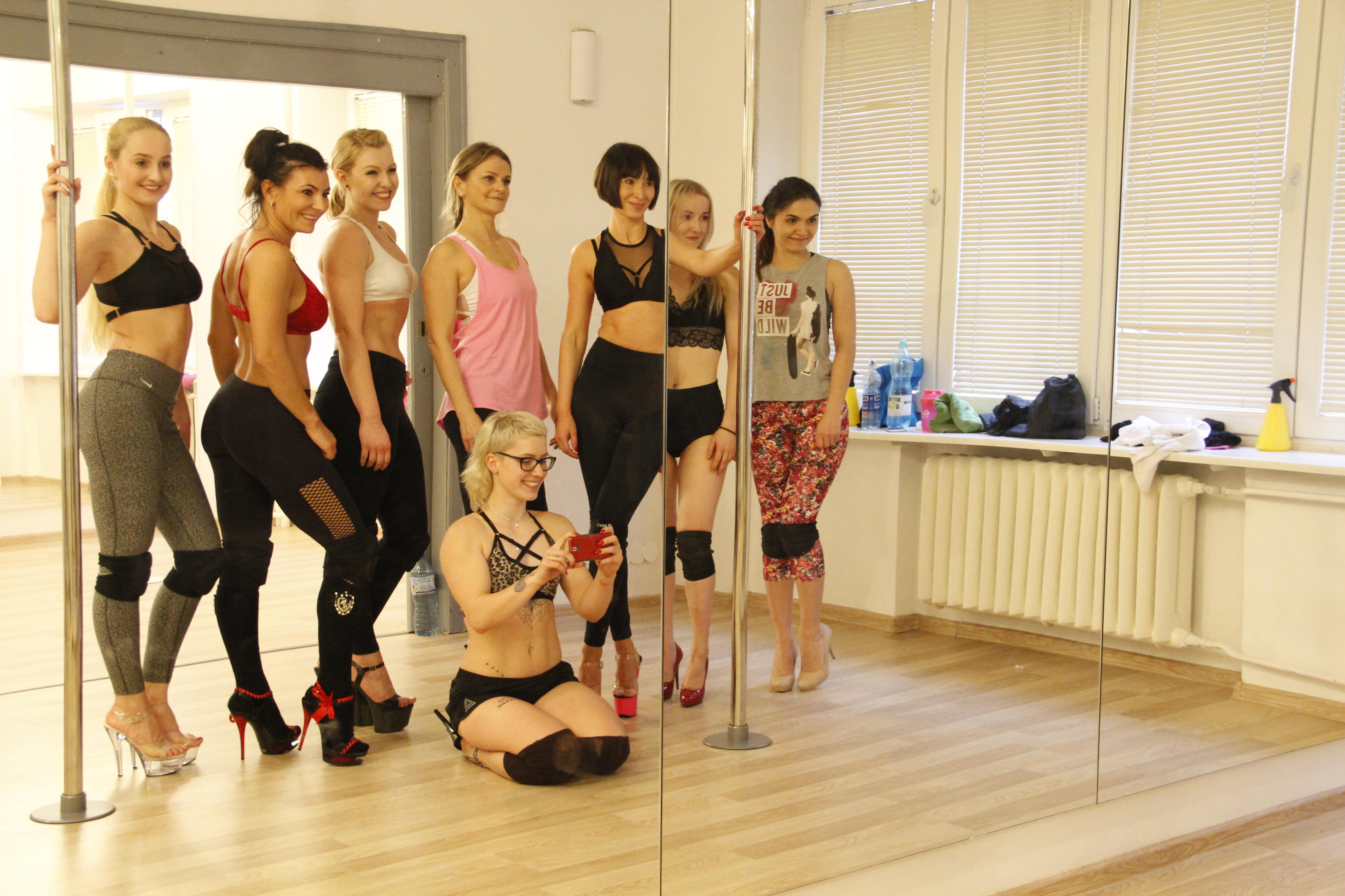 Warsztaty Exotic Dance z Marią Rozbicką 21-22 styczeń 2017