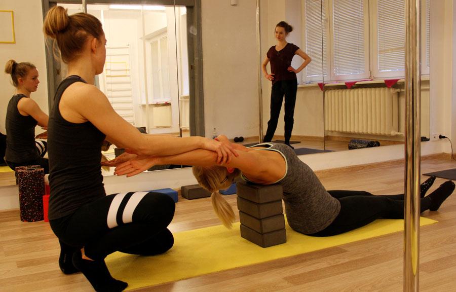 Warsztaty Back & Leg Stretching 18 marzec 2017