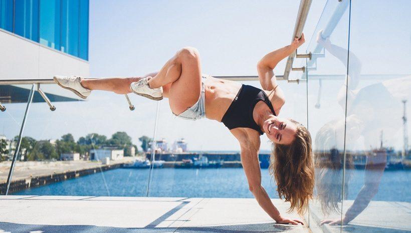 Warsztaty Pole Dance z Martą Stachowicz