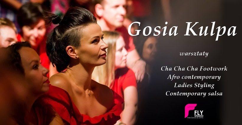 Gosia Kulpa – warsztaty z salsy
