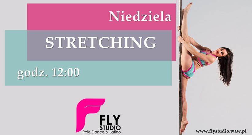 Stretching – niedzielne zajęcia